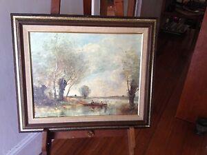 Camille carot (*****1875) oil on canvas print Launceston Launceston Area Preview