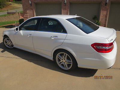 2013 Mercedes-Benz E-Class E 350 4MATIC AWD - Premium 1 Package 2013 E 350 4MATIC All Wheel Drive - Panorama Roof - Active Seats