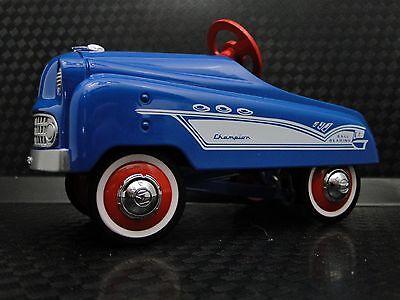 PEDAL CAR 1958 BUICK MURRAY CHAMPION RARE VINTAGE METAL MIDGET SHOW MODEL