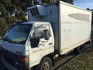 1995 Toyota Dyna REFRIGERATED Dandenong Greater Dandenong Preview