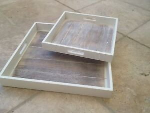 Rustic trays Lilli Pilli Sutherland Area Preview