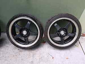 17 inch speedy wheels multi 4 stud Burleigh Heads Gold Coast South Preview