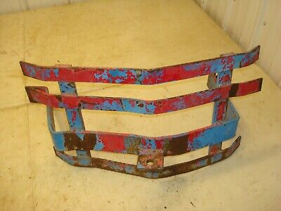 1940 Ford 9n Tractor Front Bumper Brush Guard 2n 8n