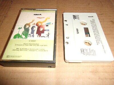 ABBA  The Album - (Cassette)