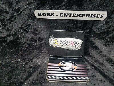 Nascar Dale Earnhardt Number (Dale Earnhardt   Number 3  Nascar Tin Box & Knife BRAND NEW RARE KN-3 )