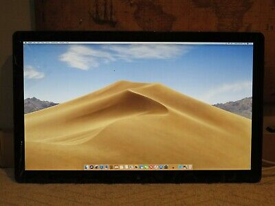 "APPLE 27"" WIDESCREEN THUNDERBOLT MONITOR MC914LL/B A1407 W/ VESA MOUNT +NEWGLASS"