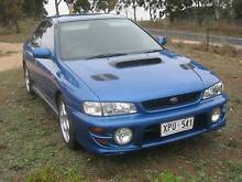 11/1999 Subaru WRX Impreza Turbo Sedan Excellent Condition Adelaide CBD Adelaide City Preview