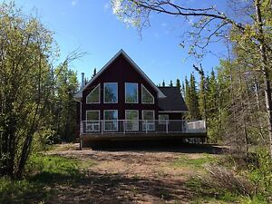 New Lakefront Home on Lake Athapapuskow Cranberry Portage MB