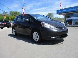 2014 Honda Fit DX-A A/C, GREAT BUY!!