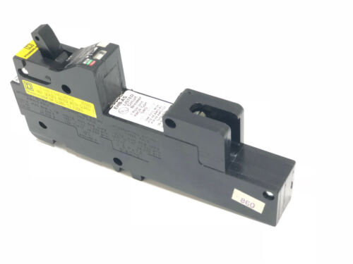 Square D EHB14020AS Remote Control Circuit Breaker, 20A, 1-Pole, 277V