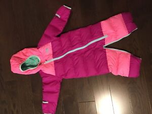 North face winter jacket 6-12 months