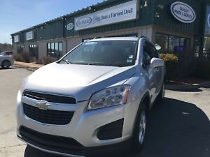 2014 Chevrolet Trax 2LT AWD BACK UP CAMERA