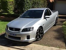 Holden sv6 2010 Caringbah Sutherland Area Preview