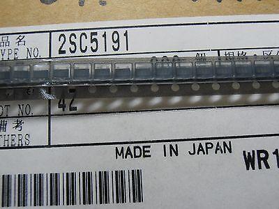 5pcs 2sc5191 Microwave Low Noise Amplifier Npn Transistor Sc59 Minimold Nec