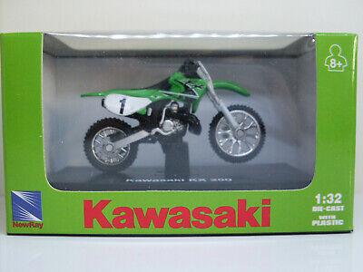 Kawasaki KX 250 Newray Dirt Bikes Motorcycle Model 1:3 2 1