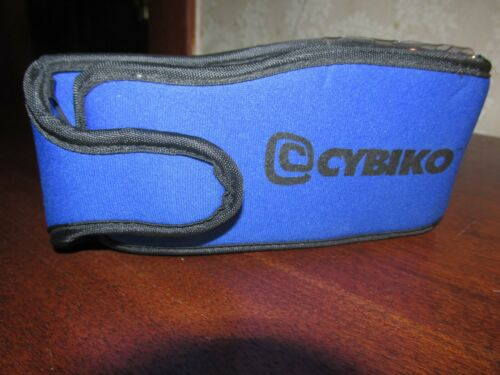 CARRYING CASE ONLY - RARE BLUE Cybiko Cygear Protective CARRYING CASE for PDA