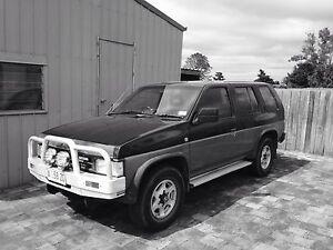 1994 Nissan Terrano Wagon Launceston Launceston Area Preview