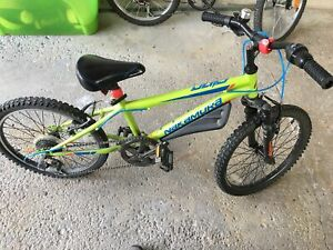 "Boys 6 Speed Nakamura mountain bike 20"" wheels"