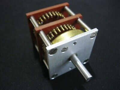 Daven 2 Pole Stereo 32 Position Rotary Switch 212-cm-32a Read