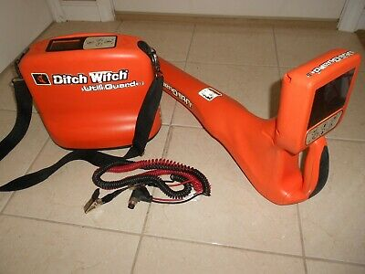 Ditch Witch Subsite Utiliguard T5 Cable And Pipe Locator Radiodetection