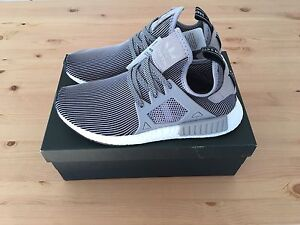 Adidas NMD XR1 Primeknit Grey/White Size 9.5US Essendon North Moonee Valley Preview