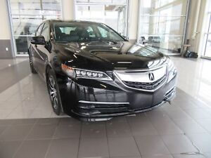 2015 Acura TLX Tech ACURA WATCH, NAVIGATION, LEATHER, SUNROOF