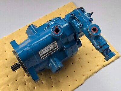 New Fluidyne Pvb6 Hydraulic Axial Piston Pump Variable Displacement