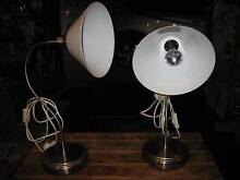 Pair of lamps. Bondi Beach Eastern Suburbs Preview