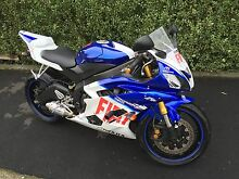 Yamaha R6 Motorbike Swap 4x4 ute Launceston Launceston Area Preview