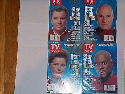 Walter Koenig as Pavel Chekov Star Trek autographed TV Guide from 1996 Rare