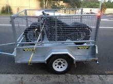 MOTORBIKE TRAILER FOR HIRE Roselands Canterbury Area Preview