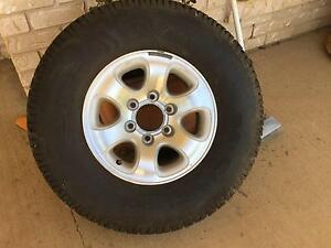 Michelin 4x4 Tyre and rim as new Tamworth Tamworth City Preview