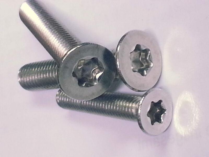 180 Teile Edelstahl TORX Schrauben Muttern Set M4 ISO 7380 Sortiment BOX