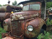 Truck KB5 International crane reco  engine Riverstone Blacktown Area Preview