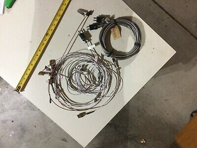 Lot Type J Washer And Lug Thermocouples