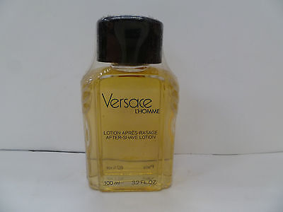 VERSACE L'HOMME PROFUMI GIANNI VERSACE AFTER SHAVE 3.2 OZ
