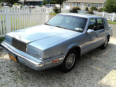 1991 Chrysler New Yorker Fifth Ave Classic
