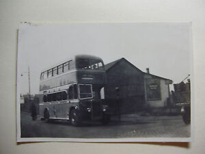 ENG1327 - BIRKENHEAD CORPORATION OMNIBUSES - BUS Photo Wirral