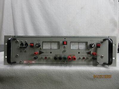 Kepco Bop36-12m Bipolar Operational Power Supply Amplifier
