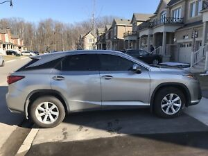 2017 Lexus RX 350 lease takeover