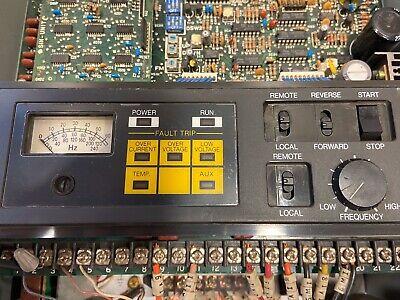 Allen-bradley Bulletin 1332 Adjustable Frequency Drive Cat. 1332-caa Ser B