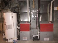 Furnace Replacements/Water Heaters - Low Pricing!