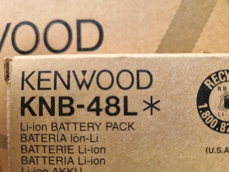 Kennwood Battery KNB-48L BATTERY TWO-WAY RADIO