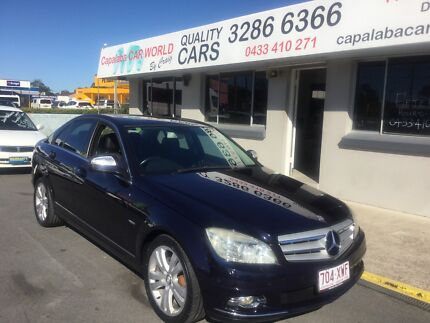 2008 Mercedes-Benz C200 Sedan Capalaba Brisbane South East Preview