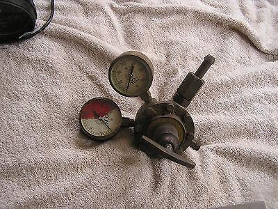 National Cylinder Gas Co. Ul Torchweld Gauges Regulator Welding Welder
