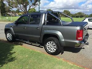 2014 Volkswagen Amarok Highline Ute Attadale Melville Area Preview