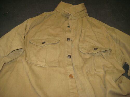 Vintage Boy Scouts of America Official Uniform Button Down Shirt
