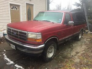 1994 Ford F 150 XLT 4x4 loaded