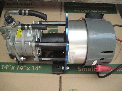 Freeshipping 24v Battery Driven 70a Dc Motor Electric Car Ac Compressor Driver