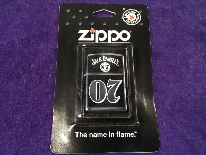 Zippo NOS SEALED Jack Daniels 250 Big #7  Old No 7 Brand Lighter!